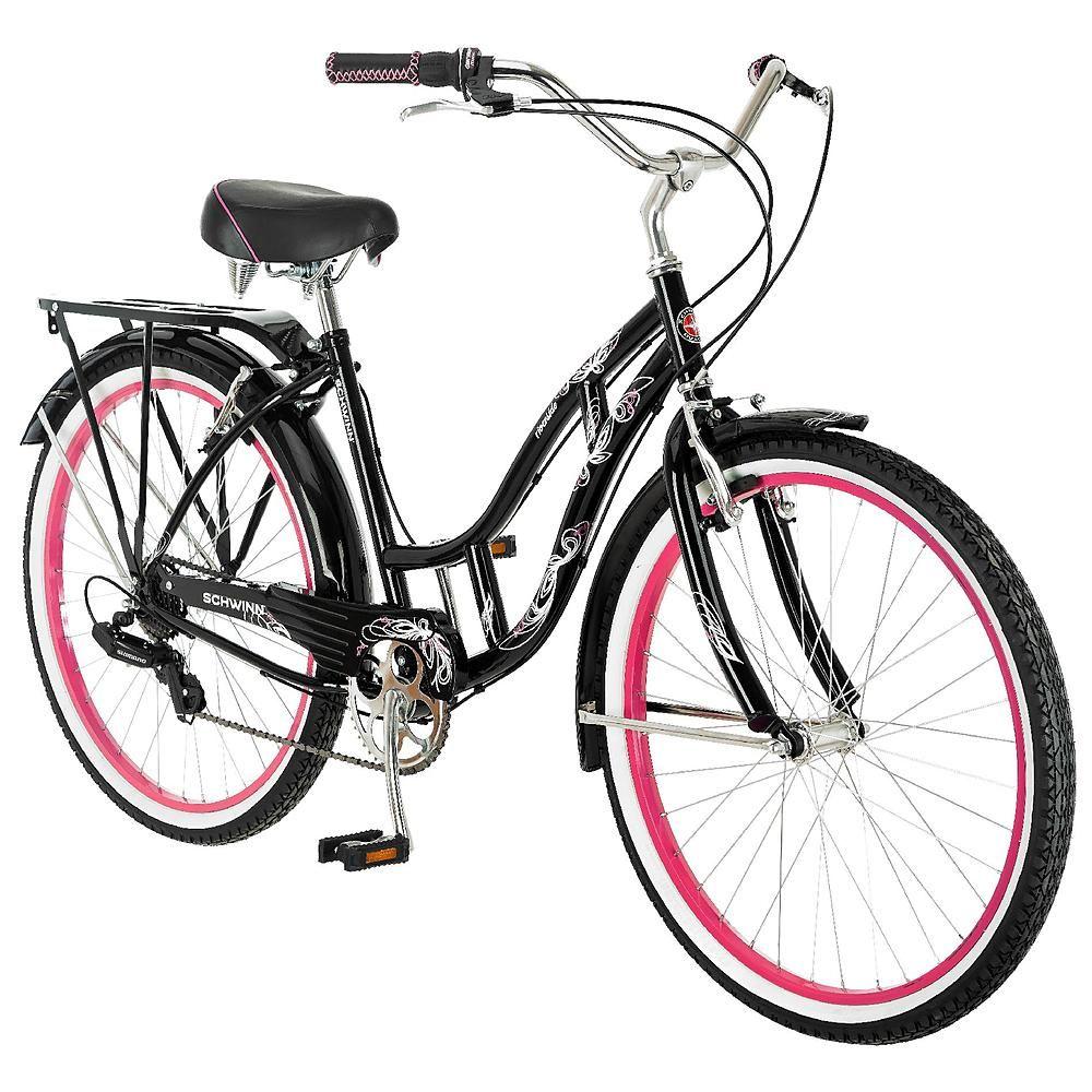 Schwinn Riverside 26 Inch Women's Bike Fitness & Sports