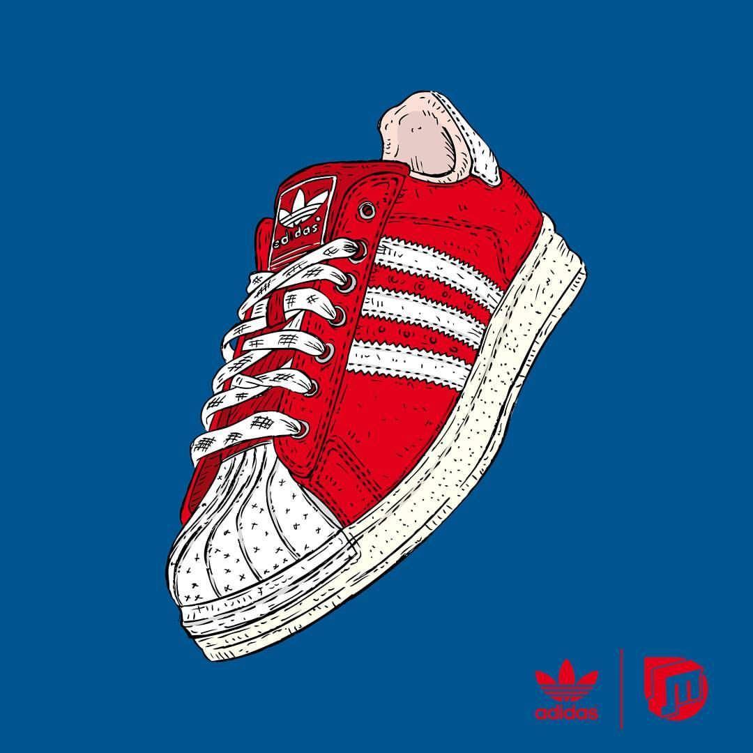 52ed821ac10 I love Adidas Superstars  ilove  adidas  adidassuperstar  superstar   adidasoriginals  originals  tenis  shoes  style  boceto  sketch   illustrator  drawing ...