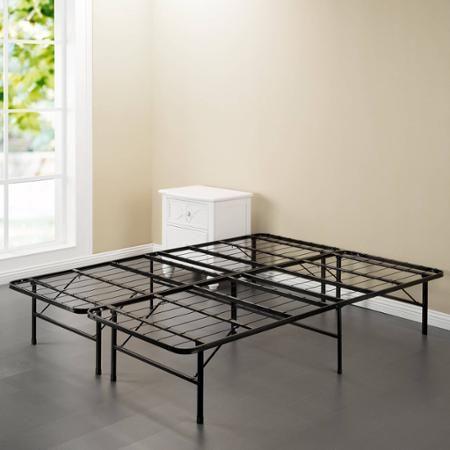 Home Steel Bed Frame Bed Frame With Storage Platform Bed Frame
