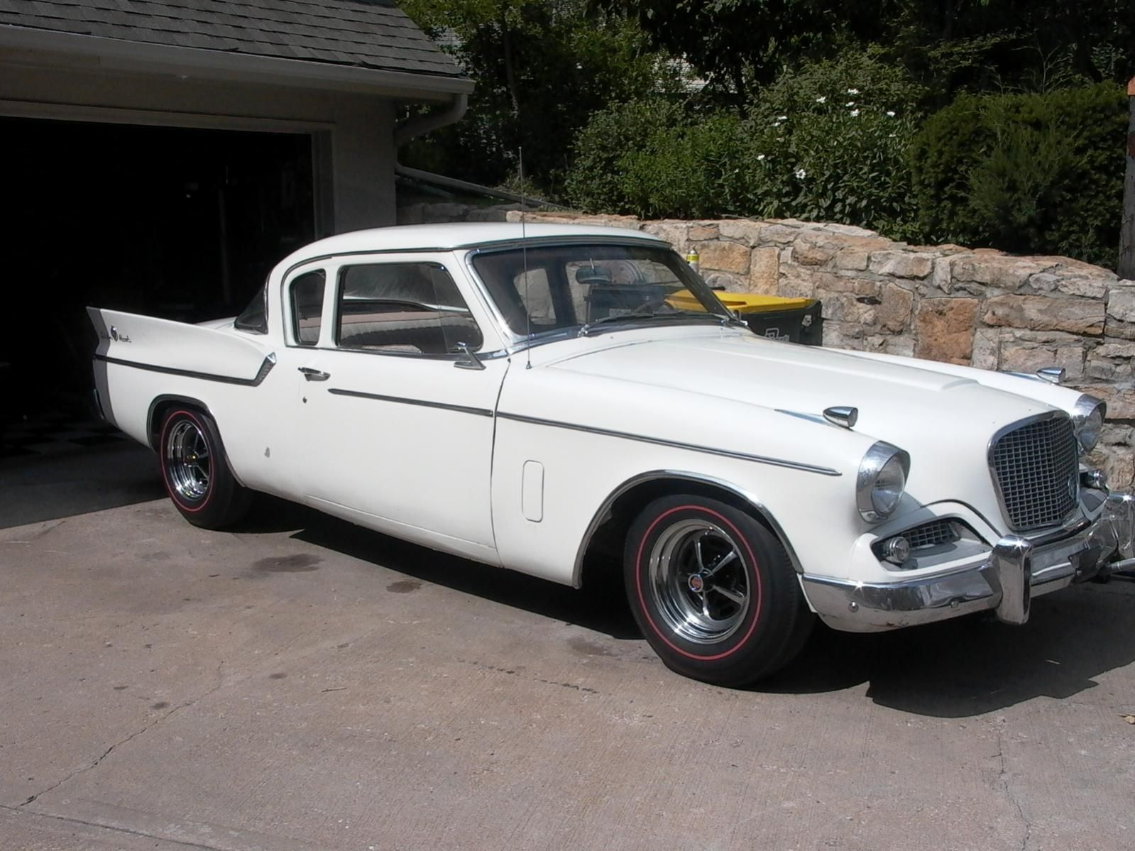 1959 studebaker silver hawk fins wings and bubble tops pinterest hawks and silver