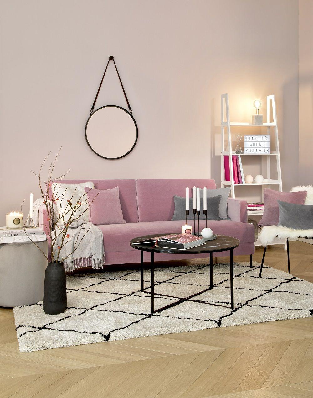 So funktioniert der Look »Soft Pastel«: Ein komplettes Wohnzimmer ...