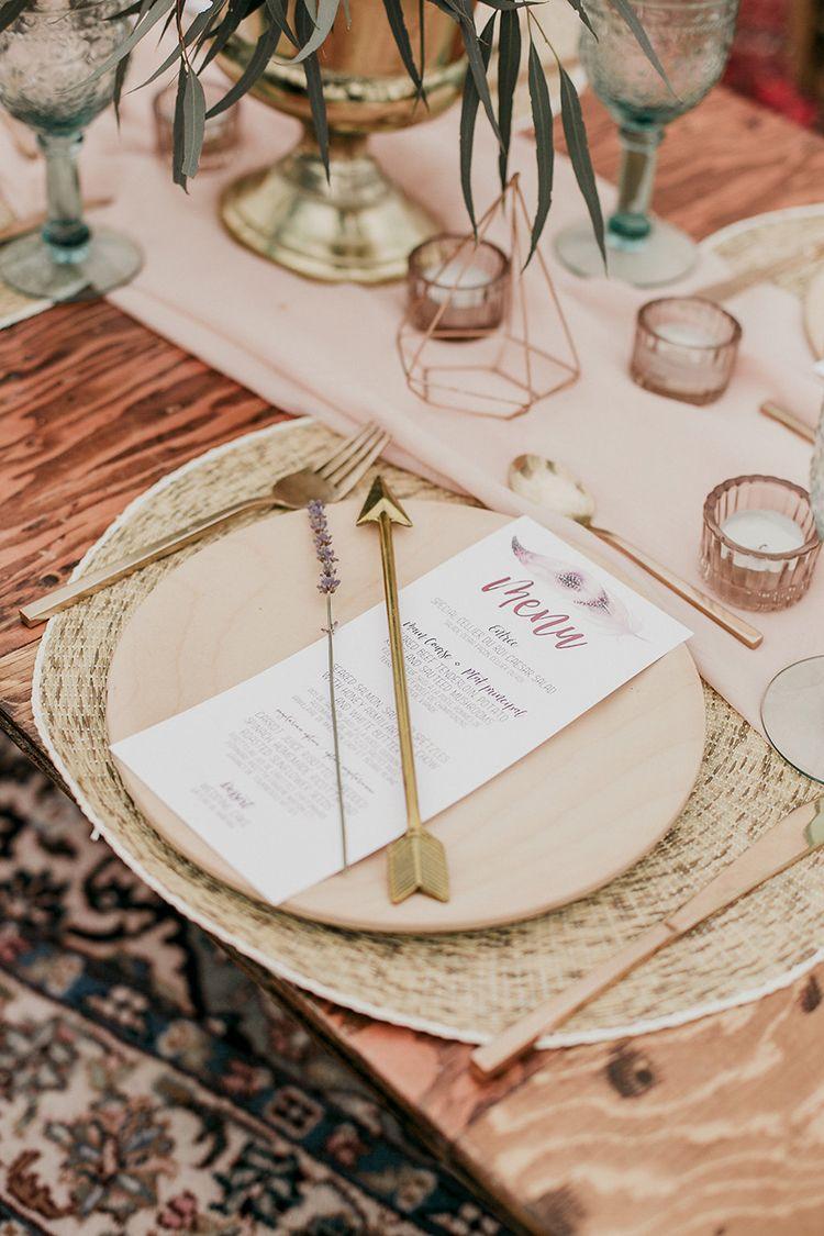 Wedding decorations on tables  Cute boho table décor  bohemian weddings  Pinterest  Boho