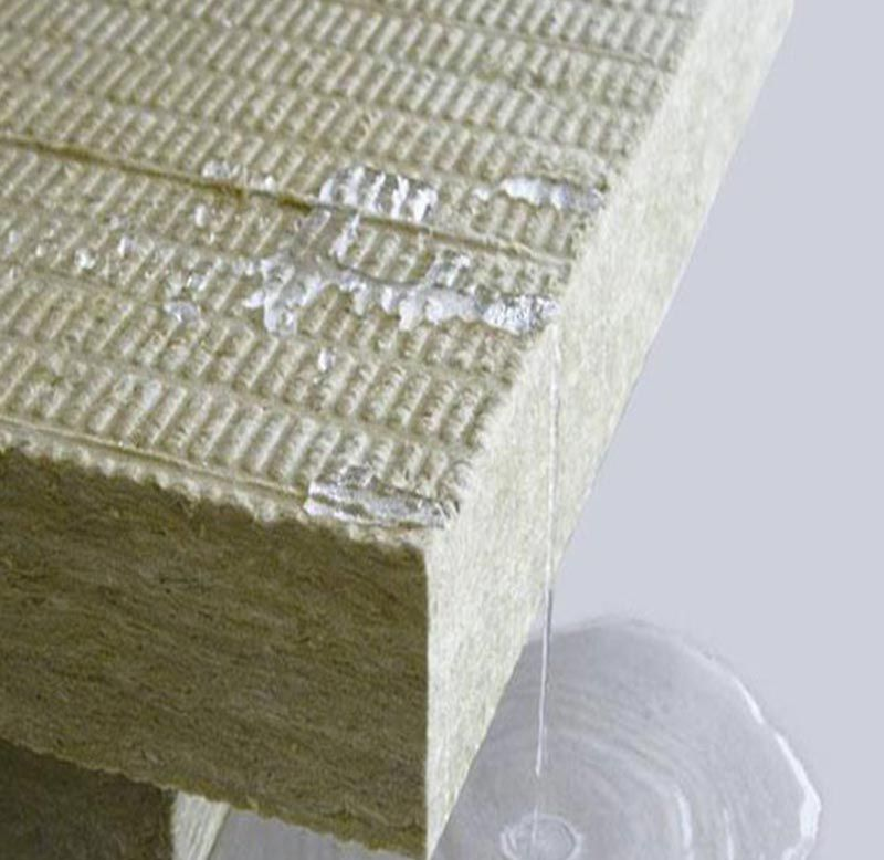 Rock Wool Panel Wide Range Of Applications For Construction Petroleum Electric Power Metallurgy Textile Nati Sound Insulation Mineral Wool Heat Insulation