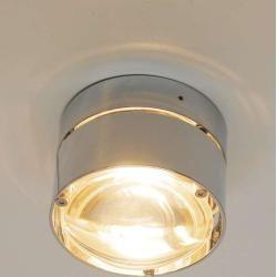 Photo of Top Light Puk Plus Outdoor Deckenleuchte chrommatt Glas matt Top LightTop Light