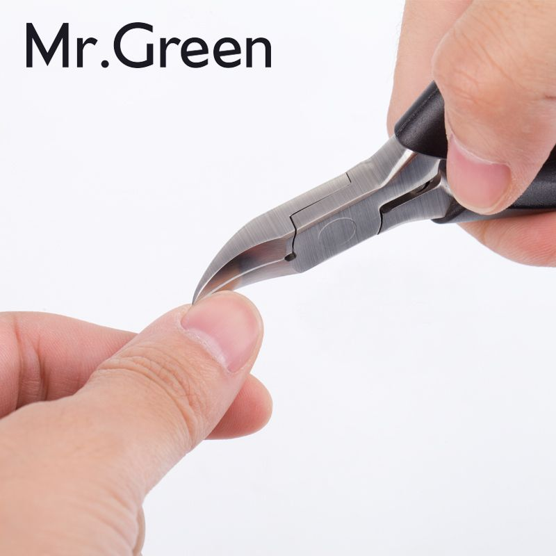 Promo 2017 New Free Shipping Toe Nail Clippers Tools Trimmer Cutters Professional Paronychia Nippers