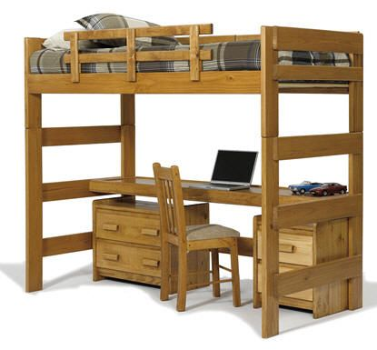 Boone College Loft Bed 375 Around The House Bedroom Bed Loft