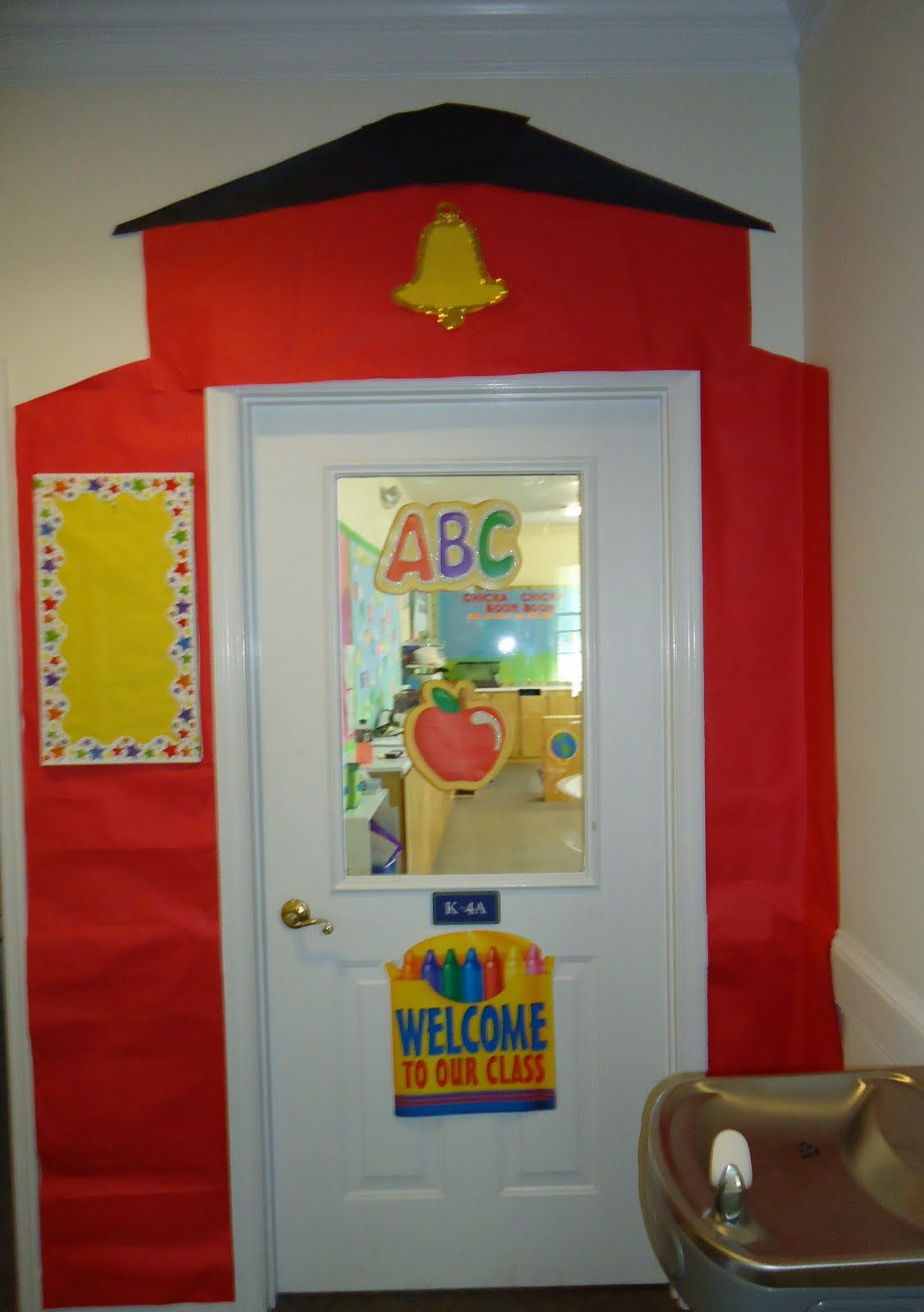 School house door little illuminations: Bulletin Boards ...