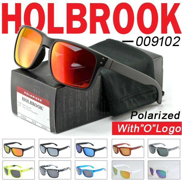 lente oakley holbrook polarizada