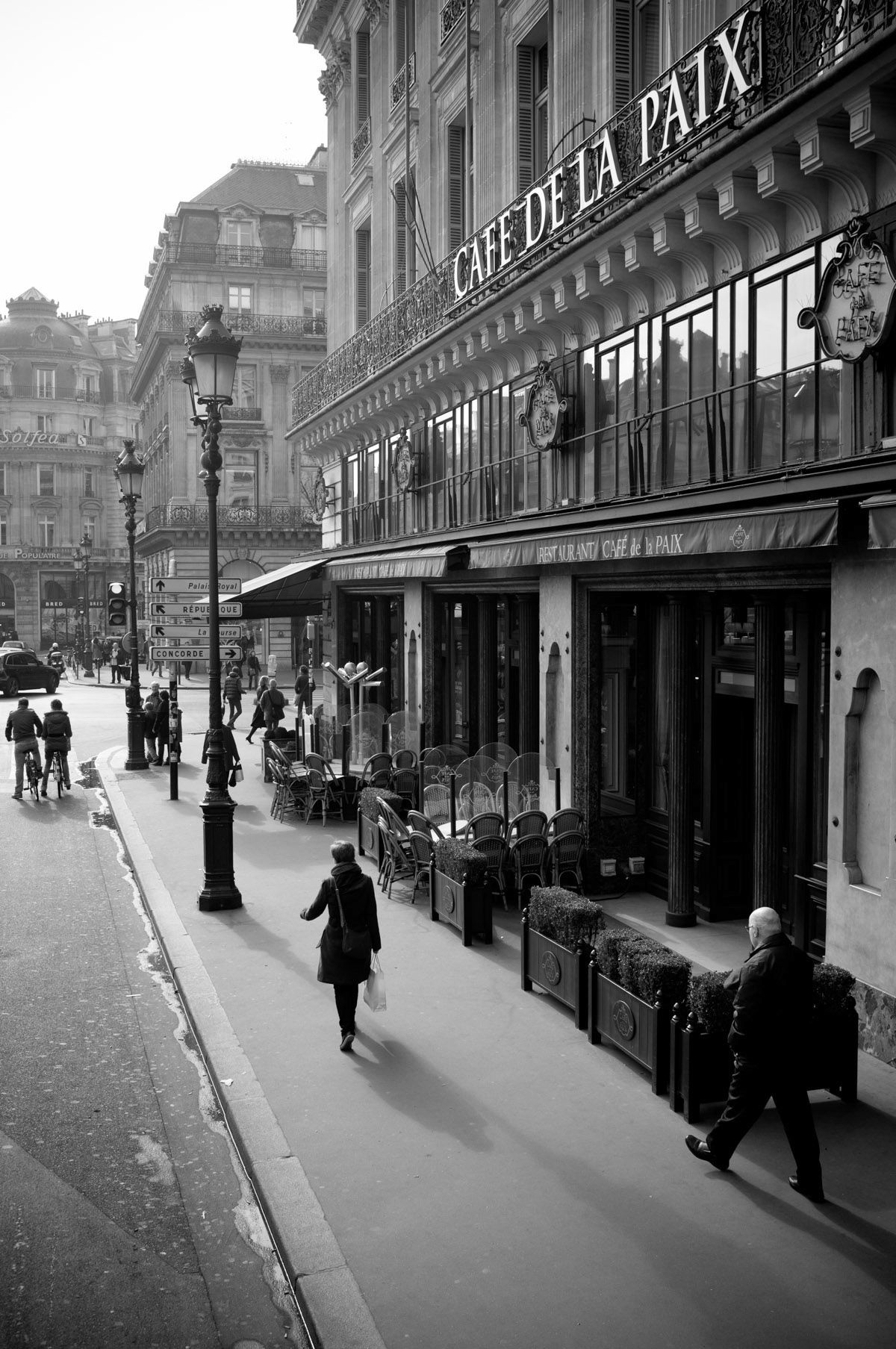 Café Des Capucines Paris Cafe De La Paix Boulevard Des Capucines 75009 Paris Photo