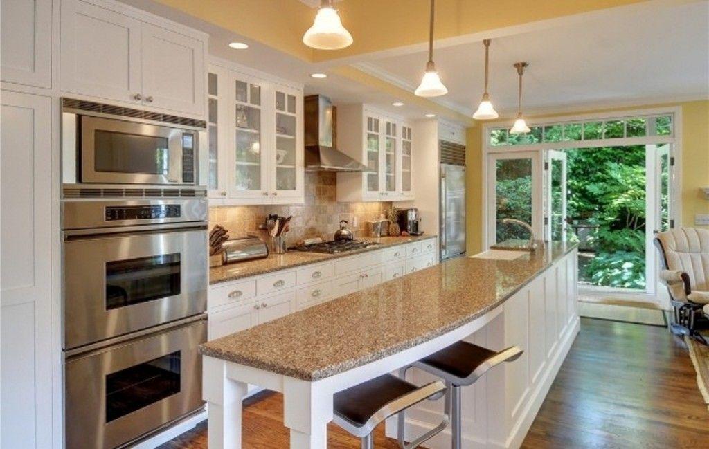 Latest Galley Kitchens Galley Kitchen Layout Kitchen Layout Galley Kitchen Remodel