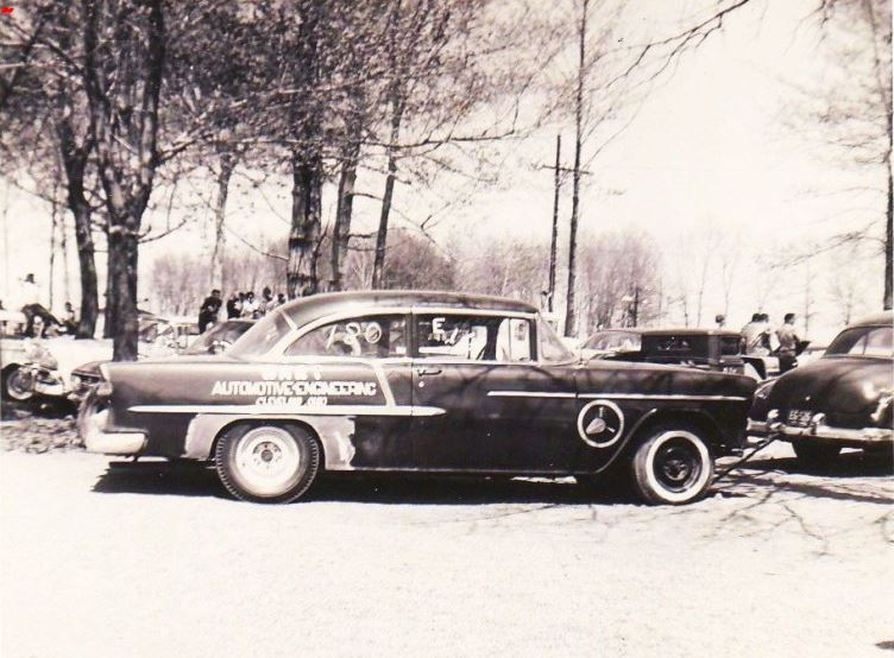 1955 Chevy Gasser   Ohio Vintage Drag Racers and Drag Strips ...