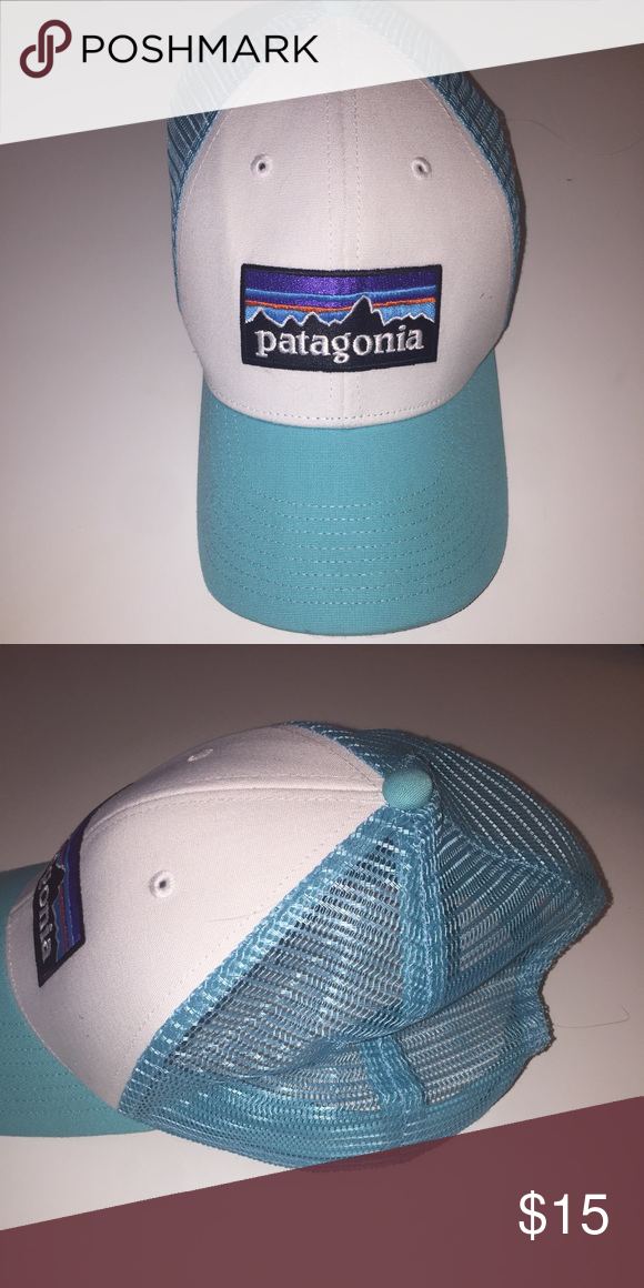 Patagonia Hat Brand new Patagonia hat with net backing 3d0b2a6ddabf