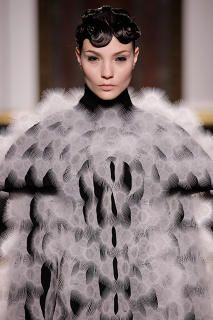 Iris van Herpen's 3-D-Printed, Laser-Sintered Couture | Co.Design | business + innovation + design