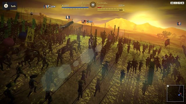 Nobunaga's Ambition: Sphere of Influence - PS4 Review