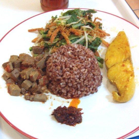 6 Menu Sehat Dan Murah Meriah Ala Indonesia Makanan Sehat Makanan Diet Resep Makanan