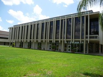 Edison Community College in Fort Myers Florida, Solar ...
