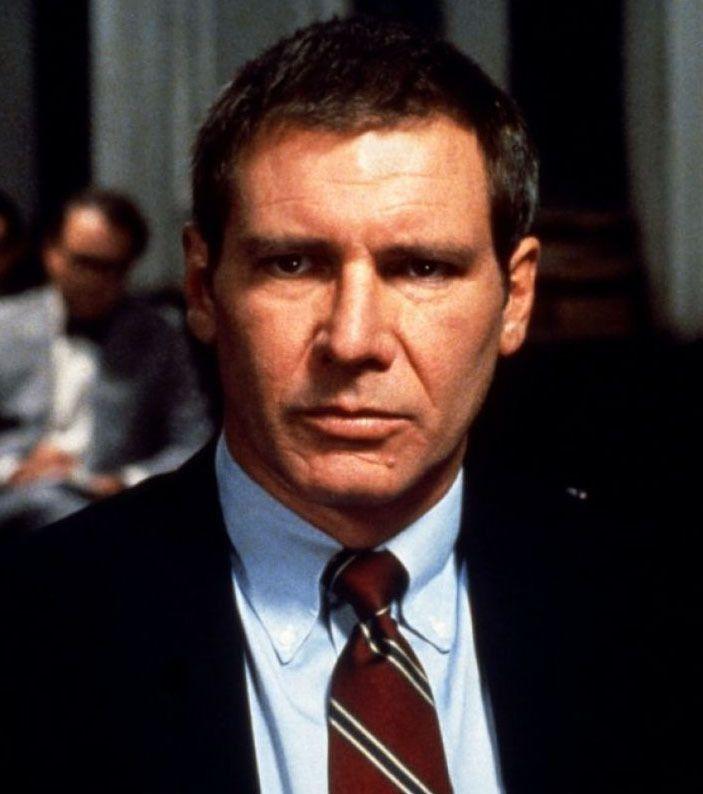 Harrison Ford en u201cPresunto Inocenteu201d (Presumed Innocent), 1990 - presumed innocent 1990