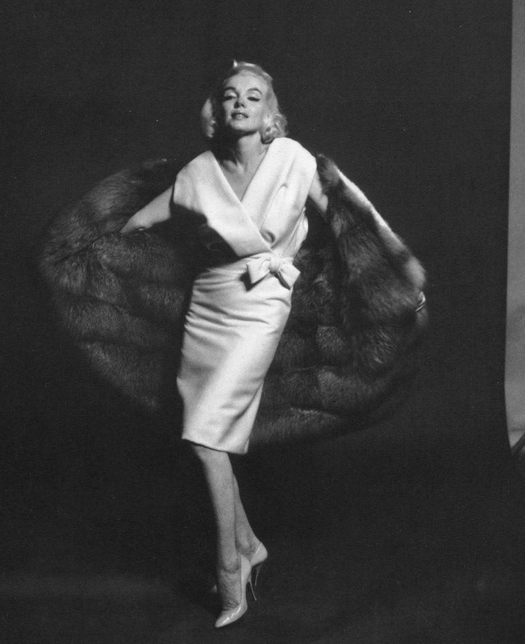 Marilyn by Bert Stern, 1962