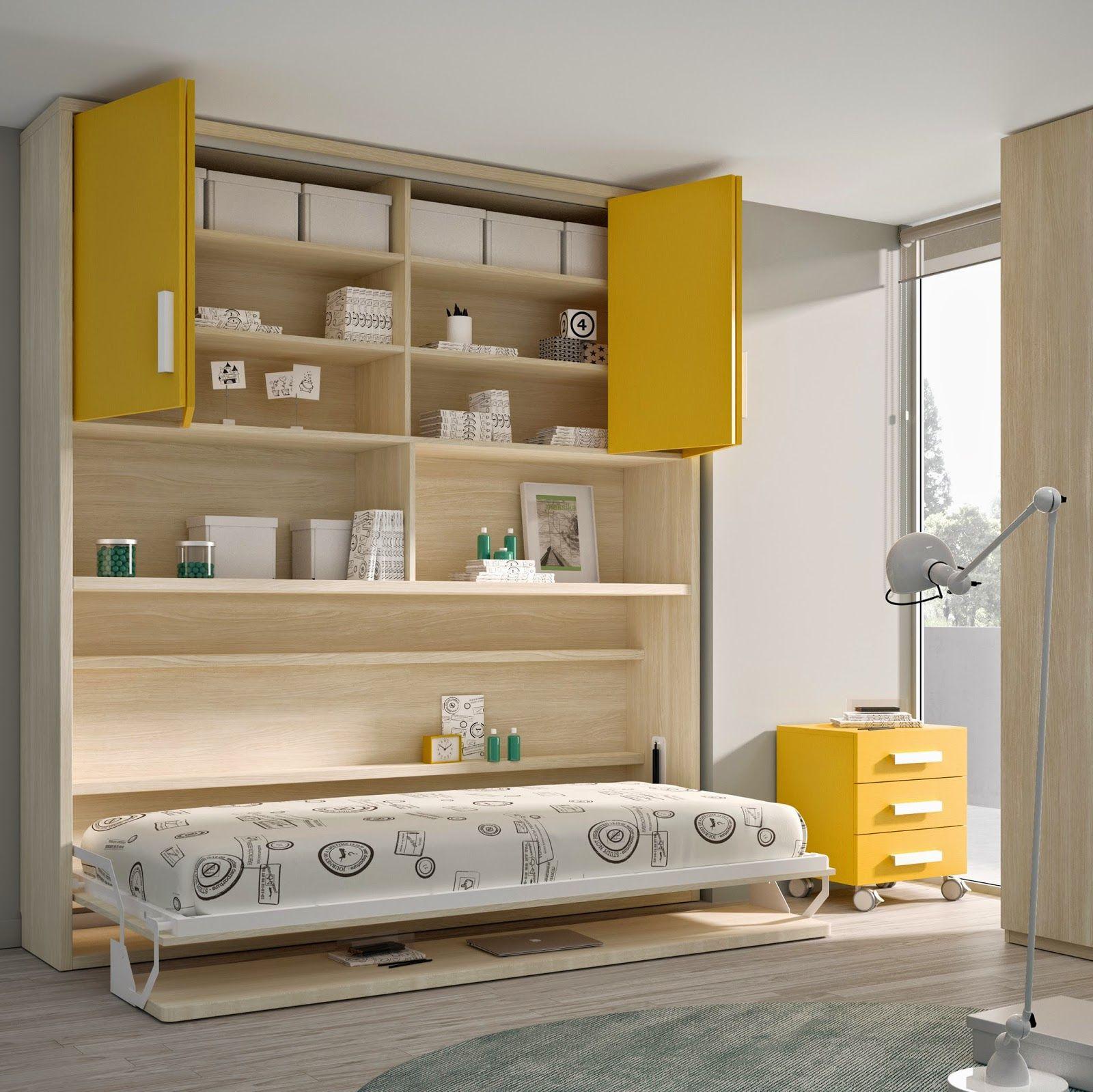 Loft bed privacy ideas  Por qué una cama abatible Lo primero que tenemos que tener en