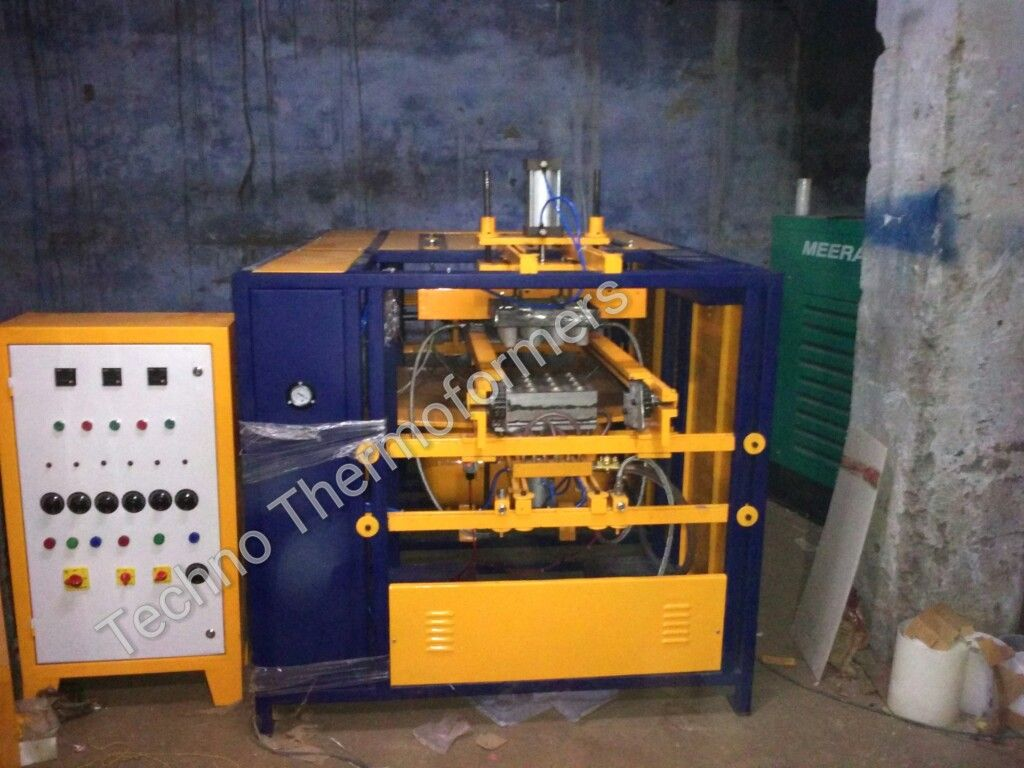 Manufacturers Automatic Blister Forming Machine Automatic Vacuum Vacuum Forming Manufacturing