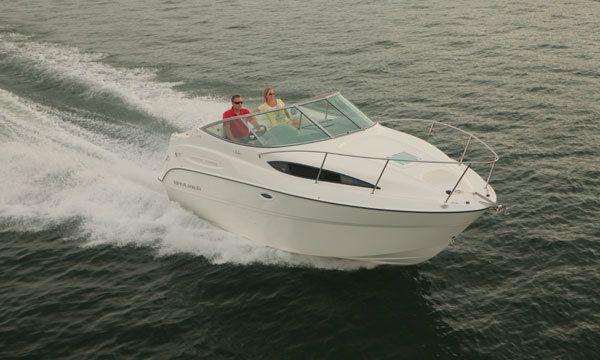New 2014 Bayliner Boats 245 Cruiser Cruiser Boat Photos- iboats.com 1