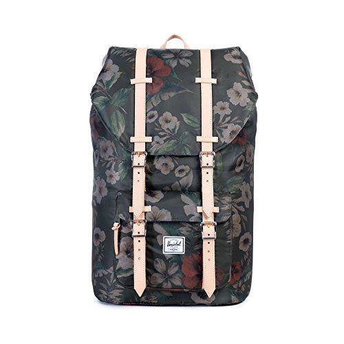 Herschel Supply Co. Little America Backpack Hawaiian Camo... http://amzn.to/29jL8Xd