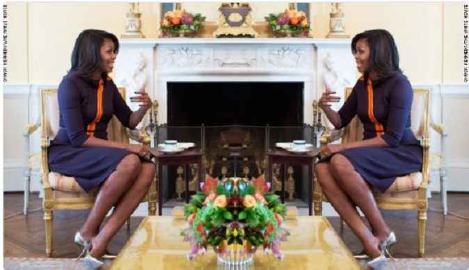 Funny First Lady Meme : Lmho these first lady michelle obama memes meeting melania trump