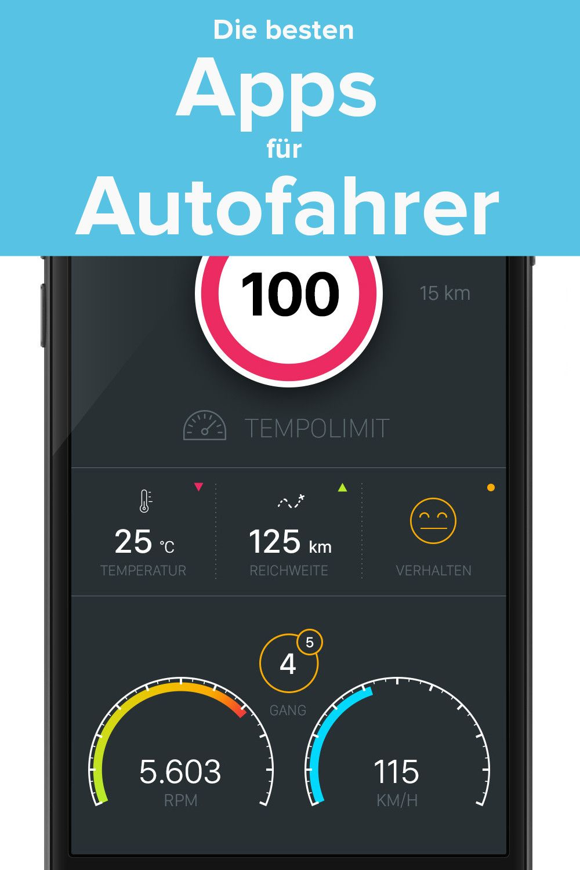 Die 16 besten Apps für Autofahrer  #campеr