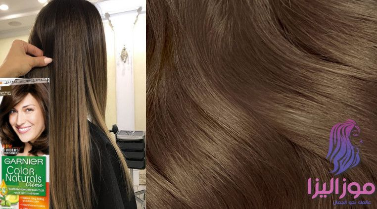 صبغة غارنييه بني فاتح رقم 5 بالصور لشعر ذهبي لامع Hair Styles Hair Long Hair Styles