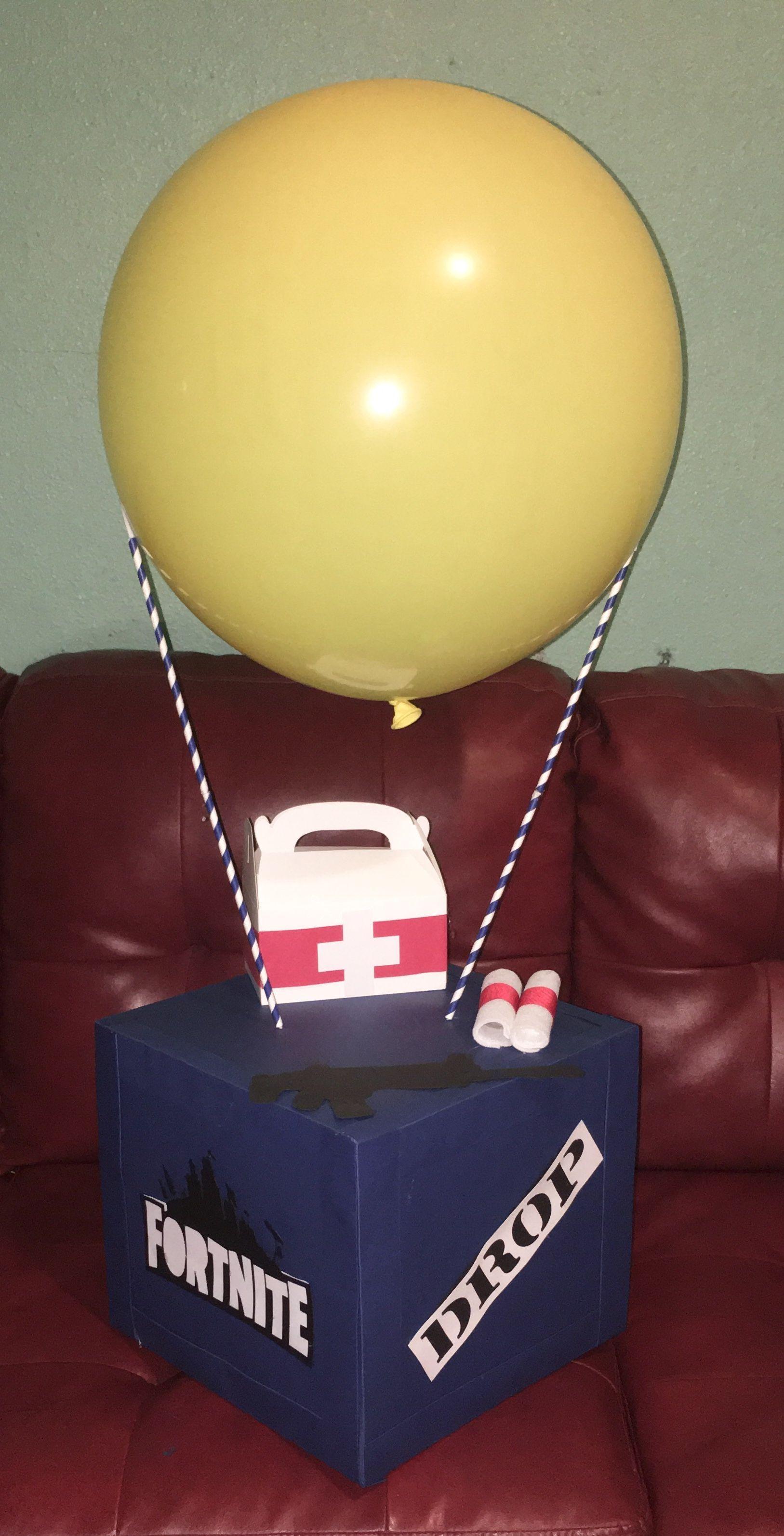 fortnite centerpiece surprise sinterklaas   B&G   Birthday