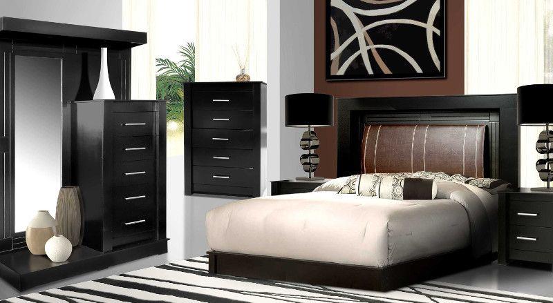 mueble-recamara-cuernavaca RECAM DE MAD Pinterest Searching - recamaras de madera modernas