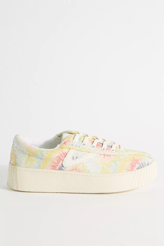 Tretorn Pastel Platform Sneakers