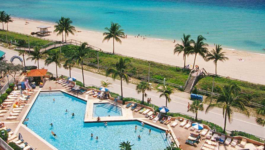Oceanfront Florida Hotel Hollywood Beach Resort Ft Lauderdale