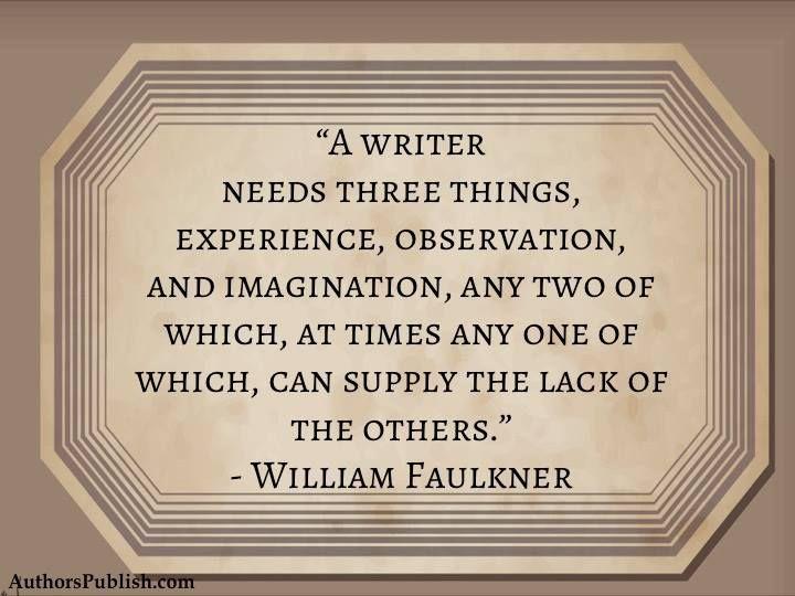 Write What You Feel.