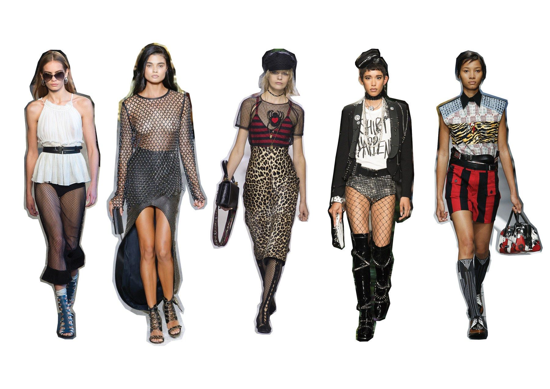 Your Comprehensive Guide To the Top 15 Spring 2018 Trends