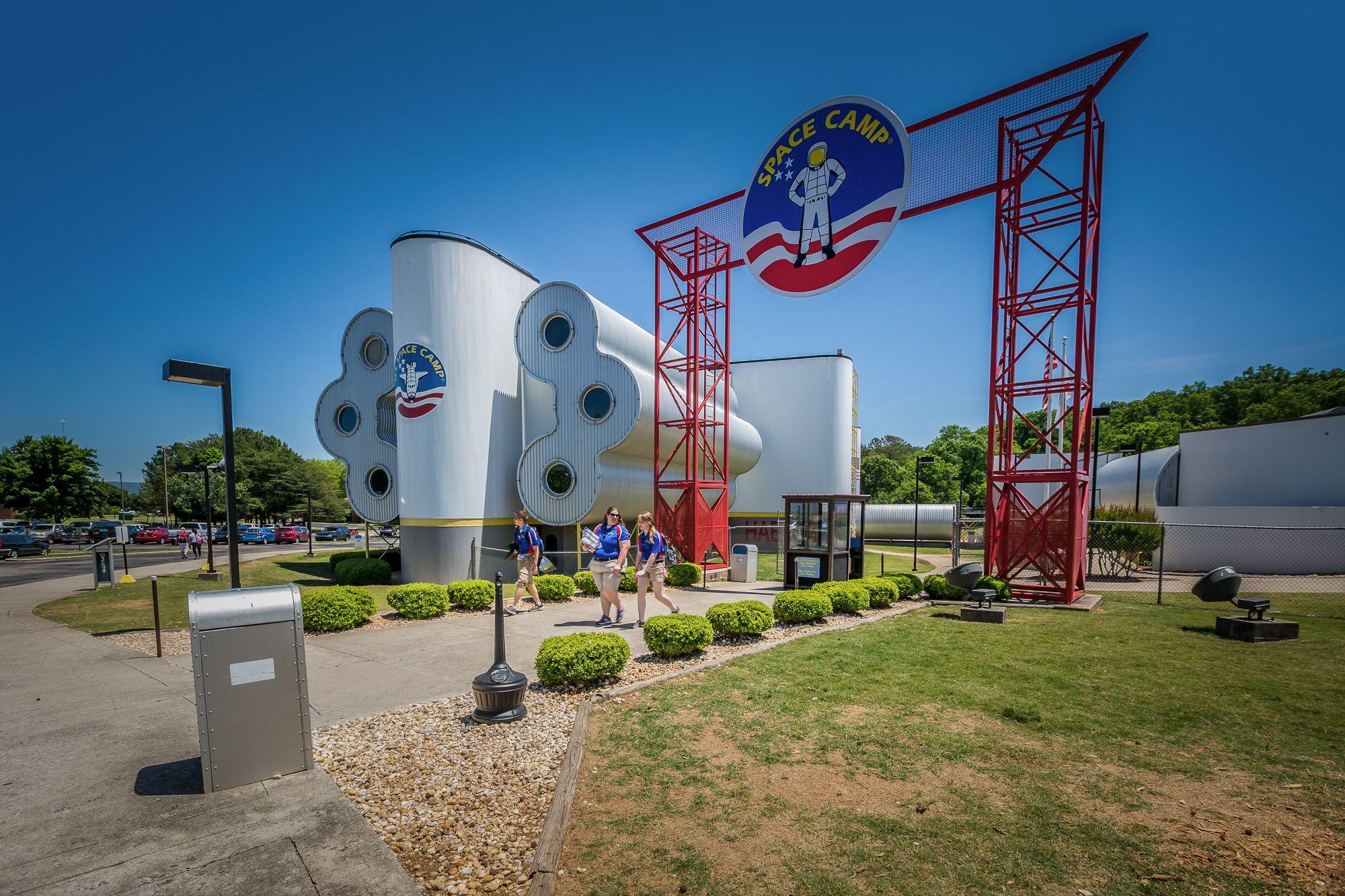 Space Camp Huntsville Al Space Camp Destinations Usa Go Usa