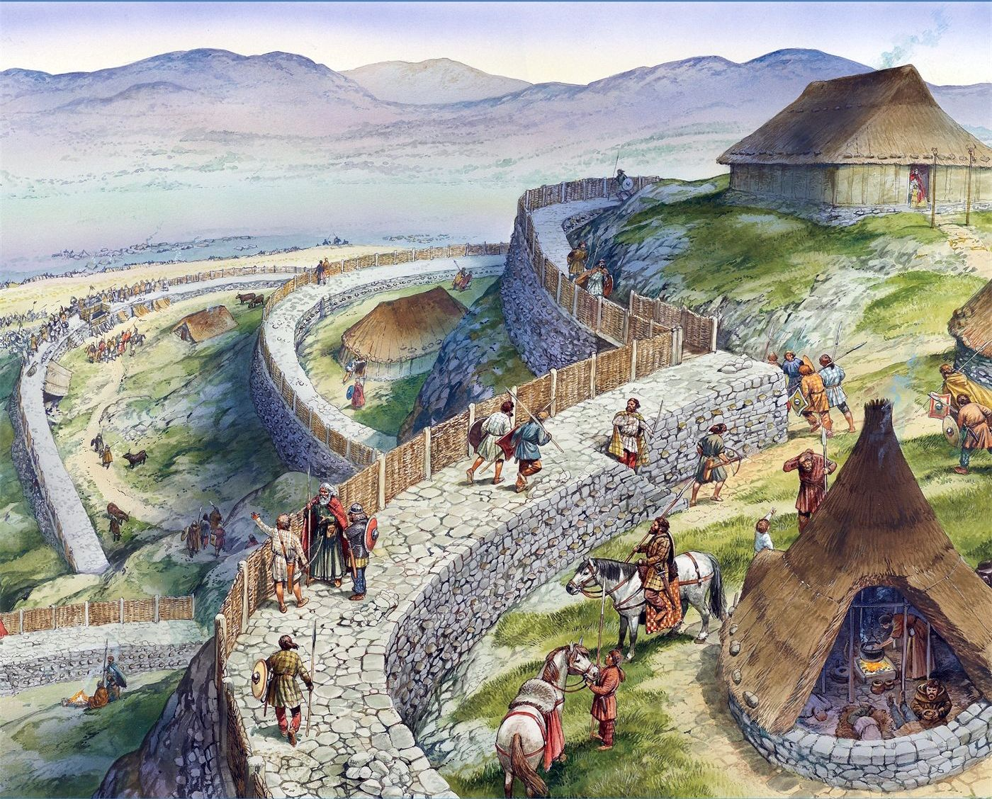 the dark ages Lecture 2 - the dark ages overview in this lecture, professor donald kagan  explores the earliest history of greek civilization he demonstrates how small.
