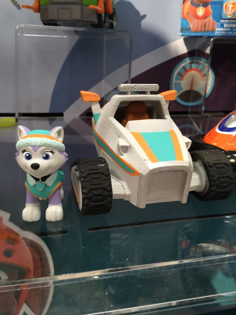 Toy Reveal Paw Patrol Everest Toy And More Paw Patrol