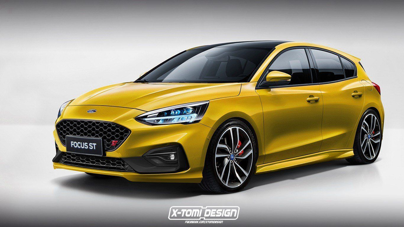 And This Could Be The Look Of The Ford Focus Rs 2020 Ford Focus St Ford Focus New Ford Focus