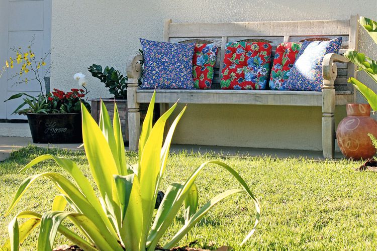 Deixe O Jardim Verde E Colorido Sem Usar Flores Jardim Verde