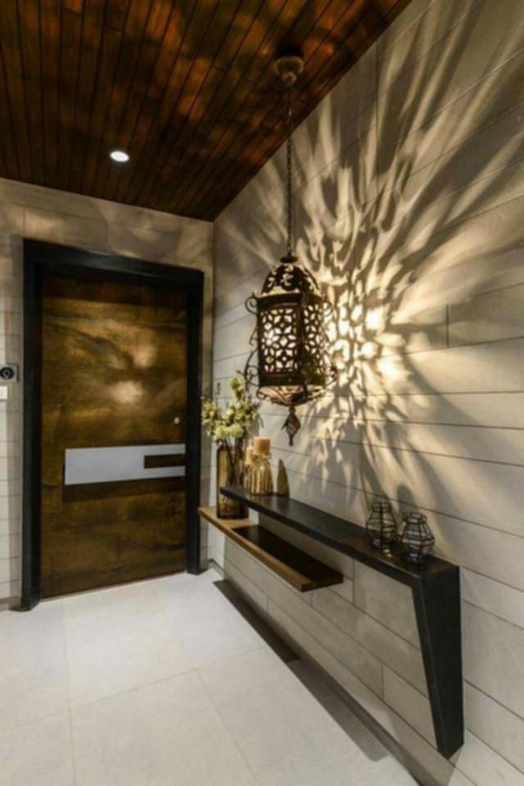 42 Stunning Modern Entryway Design Ideas Home Entrance Decor Foyer Design Door Design Interior