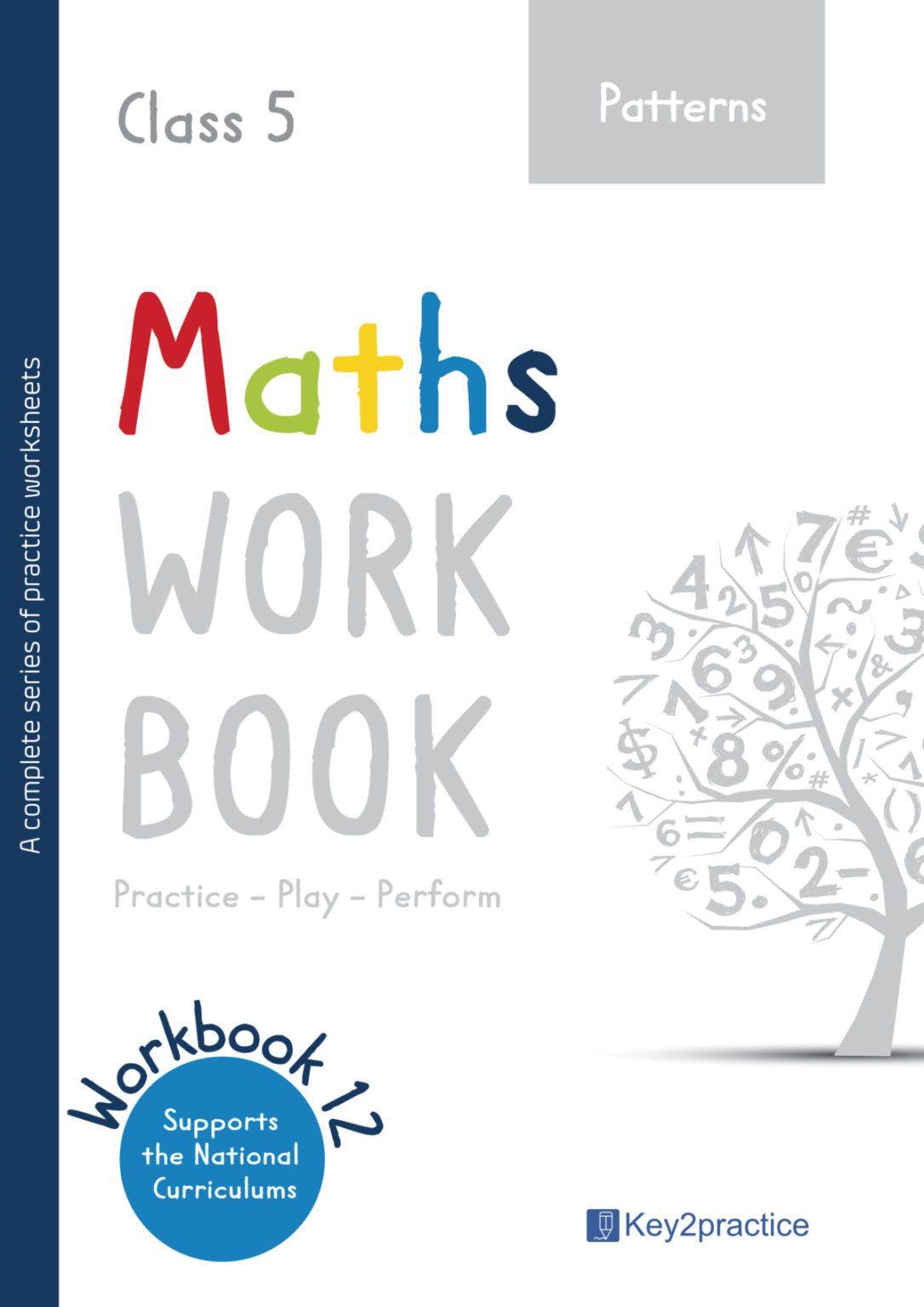 Patterns Worksheets Grade 5 I Maths