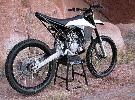 Project M85 Freeride Motorcycle Mountain Bike Student