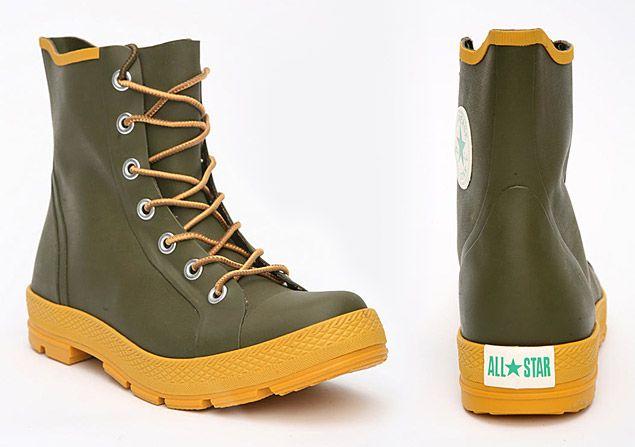 Converse All Star Rain Boot | Star
