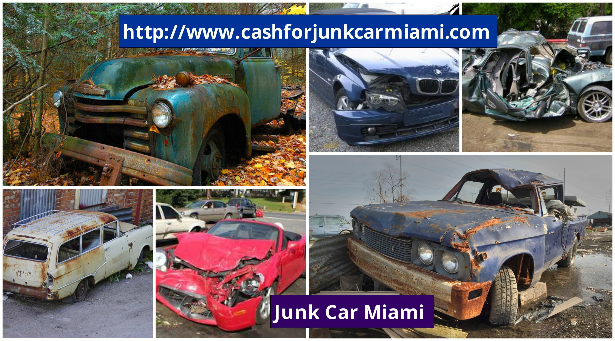 http://www.cashforjunkcarmiami.com Junk car Miami services helps ...