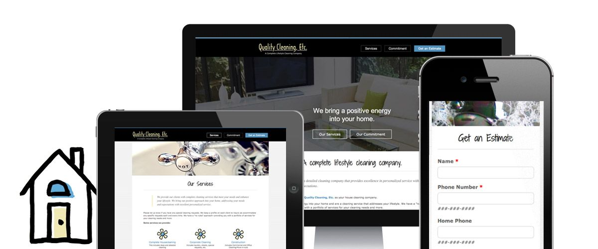 How Media Responsive Web Design Web Design Positive Energy