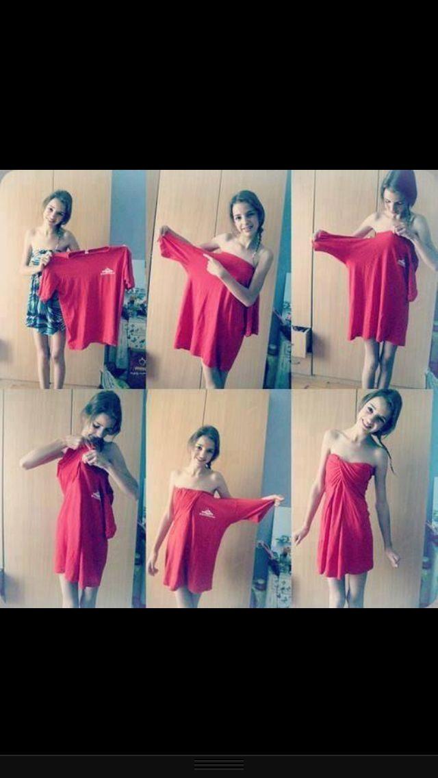 Wauw shirt / jurkje