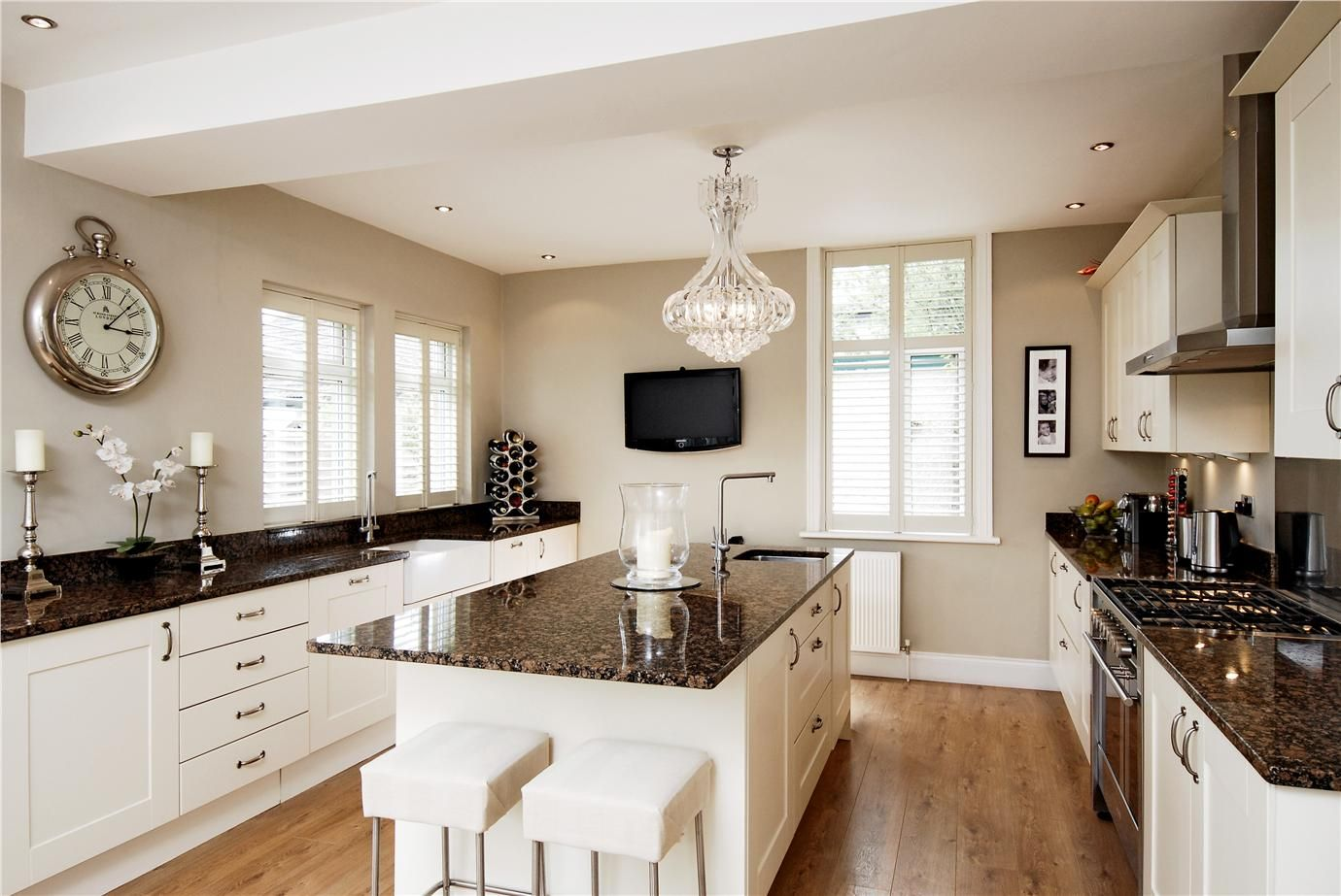 Best Farrow Ball Inspiration A Timeless Kitchen Where Old 400 x 300