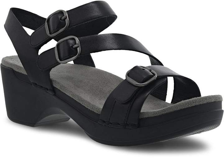 Dansko Women's Adjustable Straps Sandals Sacha —