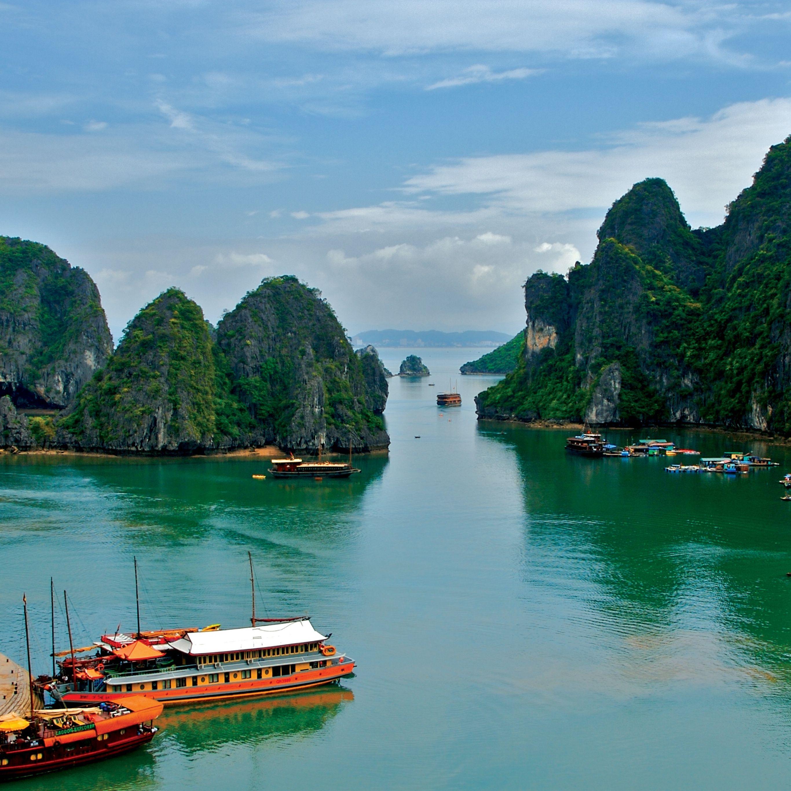 Vietnam Tropics Sea Ipad Pro Wallpaper Ipad Pro Wallpapers